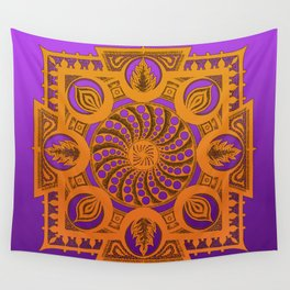 volkoshan, holy Wall Tapestry