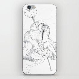 Cosmic Shaman iPhone Skin