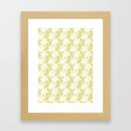 Japanese Pattern 2 Framed Art Print
