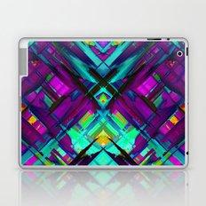 Colorful digital art splashing G472 Laptop & iPad Skin