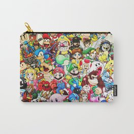 Nintendo Tribute Carry-All Pouch