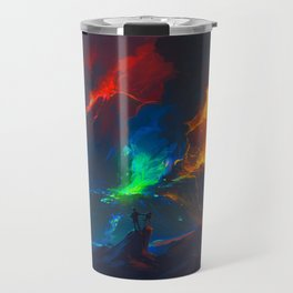 Second Painteruption Travel Mug
