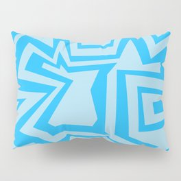 Ice - Coral Reef Series 010 Pillow Sham