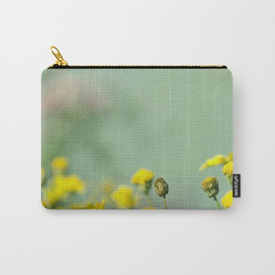 Yellow nostalgia Carry-All Pouch