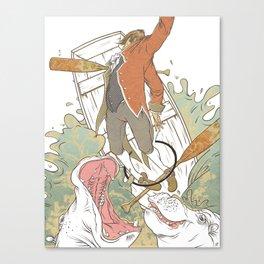 Boat Rocker Canvas Print