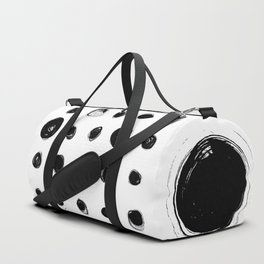 81 Attempts (black) Duffle Bag