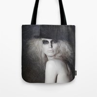 bambi Tote Bags featuring Bambi by Studio46