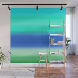 Re-Created Spectrum XVIII by Robert S. Lee Wall Mural
