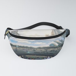 Chicago Bean Fanny Pack