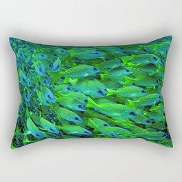 Fishies Rectangular Pillow