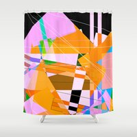 architect Shower Curtains featuring My Architect took acid by Hipsterdirtbag