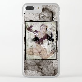 FRAMED Clear iPhone Case