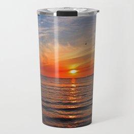 Sozzled Sunset Travel Mug