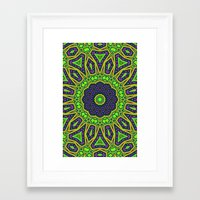 romance Framed Art Prints featuring Romance by Diego Tirigall