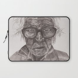 Heavy glasses Laptop Sleeve