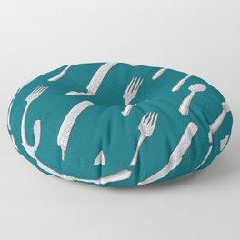 Cutlery Floor Pillow