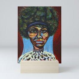 "Eunice ""Nina Simone"" Waymon Mini Art Print"