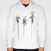 "palms Hoodies featuring ""Palms"" by  Tori Wise Watercolors"