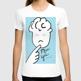 ASL Miss You T-shirt