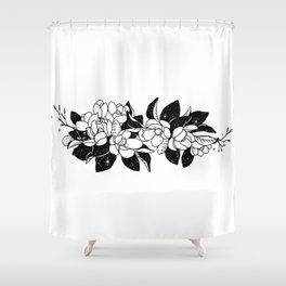 Magnolia Bouquet Shower Curtain