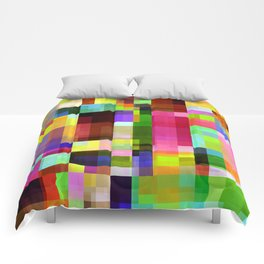 squares and rectangles -100- Comforters