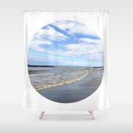 Beachy Keen! Shower Curtain