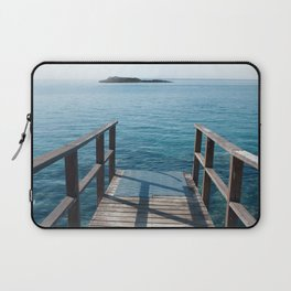 Into the sea Laptop Sleeve