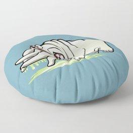 Pugthulhu Floor Pillow