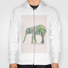 The Lonely Elephant Hoody
