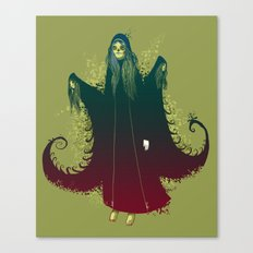 3 Witches Canvas Print