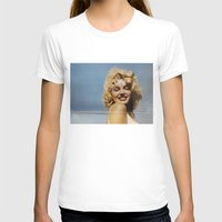 marylin monroe T-shirts featuring Marylin 1 by j.levent