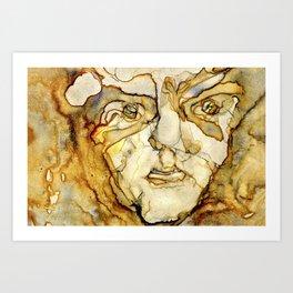 Primordium Art Print