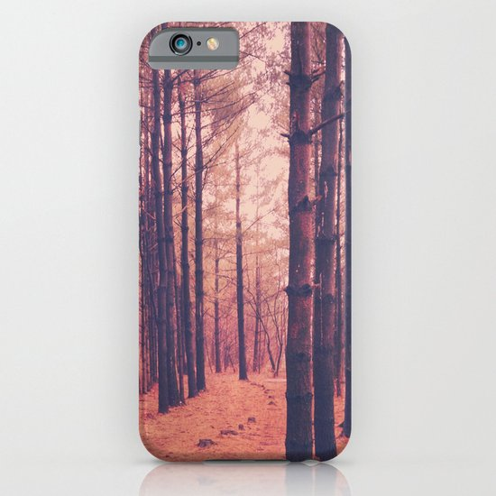 Vintage Pines iPhone & iPod Case
