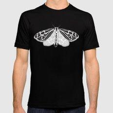 Virgin Tiger Moth Mens Fitted Tee Black MEDIUM