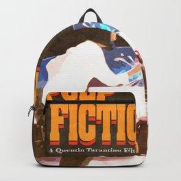 PULP FICTION Design | Dance Scene | Vintage Style Backpack