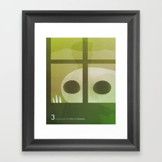Close Encounter of the Third Kind - Introduction Framed Art Print