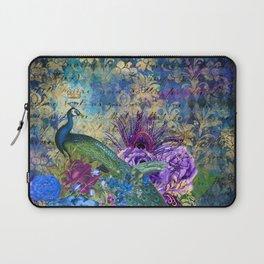 The Royal Peacock Laptop Sleeve