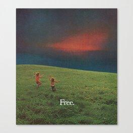 free Canvas Print