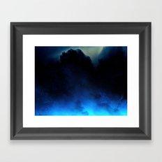 Magical Mana Framed Art Print