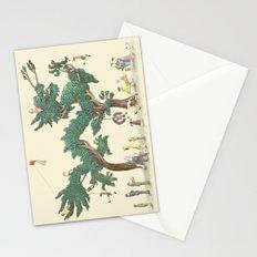 The Night Gardener - The Dragon Tree Stationery Cards