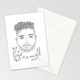 Heems Stationery Cards