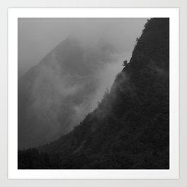Doubtful Sound IV Art Print