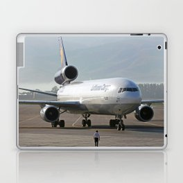 Lufthansa Cargo MD11F Laptop & iPad Skin