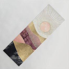 Blush Sun Yoga Mat