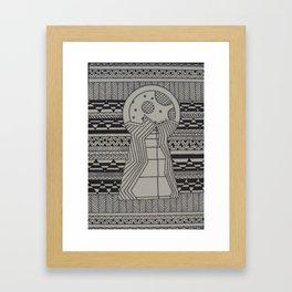KL-1.3  Framed Art Print