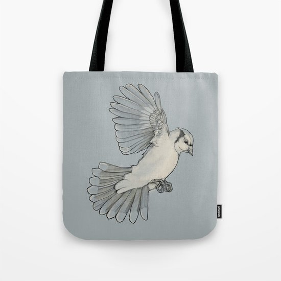 Dynamic Flight Tote Bag