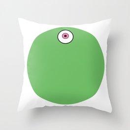 CHAOS DIMENSION Throw Pillow