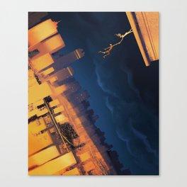 Antigravity Canvas Print