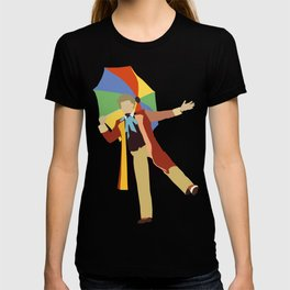Sixth Doctor: Colin Baker T-shirt