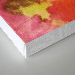 Dye to Live #society6 #decor #buyart Canvas Print